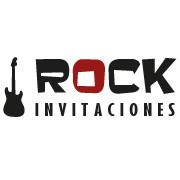 Rock Invitaciones