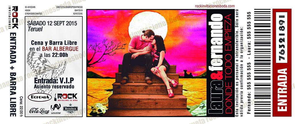 Finalmente se decidieron por otra fotografía y la portada del disco Agila, de Extremoduro.