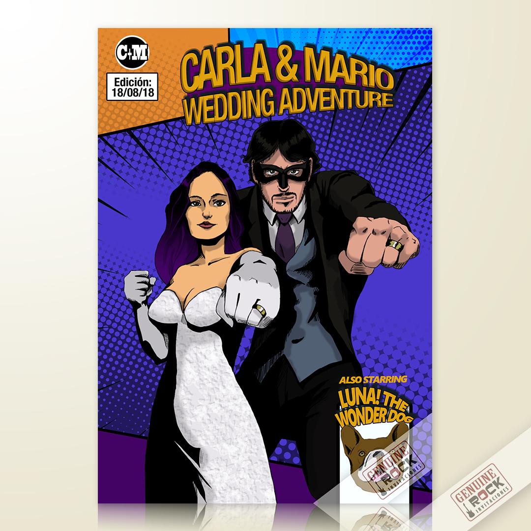 invitaciones-de-boda-portada-comic